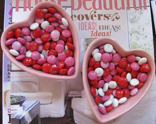 heart candies one