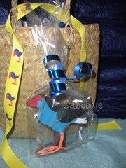 got my glad rags on (The Whole Cake and Caboodle ( lisa )) Tags: new newzealand bird cookies cookie sandra chocolate zealand whangarei pukeko fondant kiwiana kete caboodle thewholecakeandcaboodle
