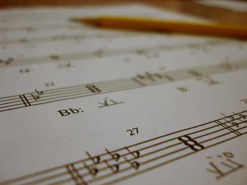 Music Theory Homework  40365