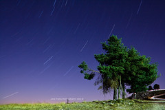 ___time and space___ (Jose Paiva) Tags: longexposure portugal nature canon landscapes startrails 1000d