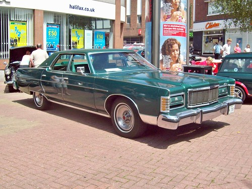 77 Mercury Grand Marquis 4 door Hardtop (1978)