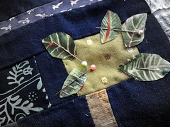 square tree (jude hill) Tags: folkart textiles judehill spiritcloth