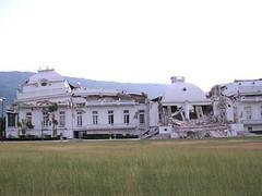 Haiti - Palacio Presidencial