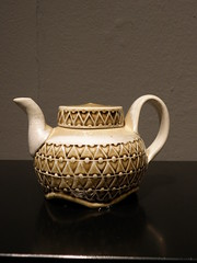 Amber Teapot by Deric Ence (Ant Ware) Tags: art ceramics tea handmade pot pottery teapot cerramic