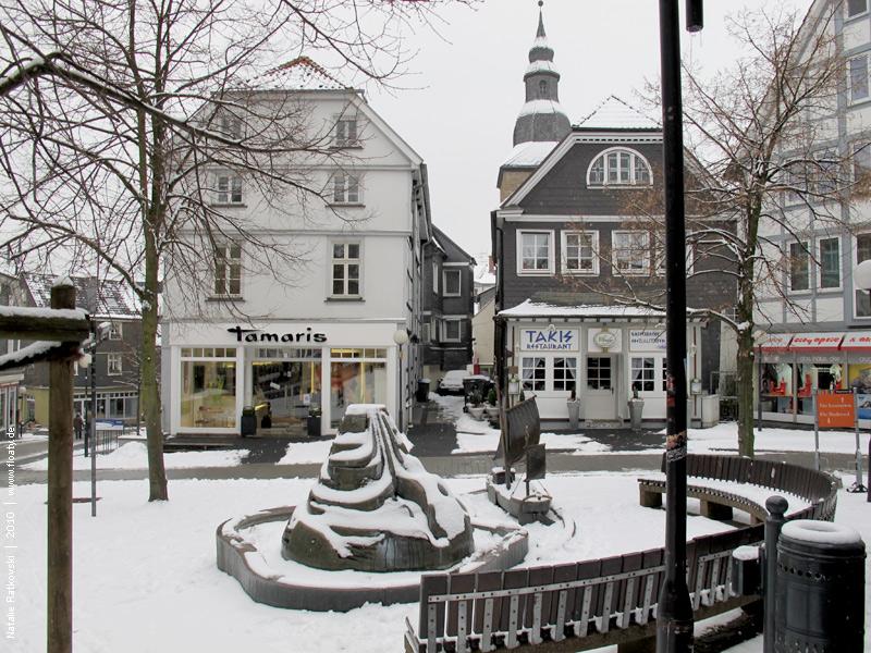 Hattingen, February 2010
