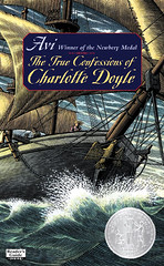 4360579385 ecf479efef m Top 100 Childrens Novels #46: The True Confessions of Charlotte Doyle by Avi