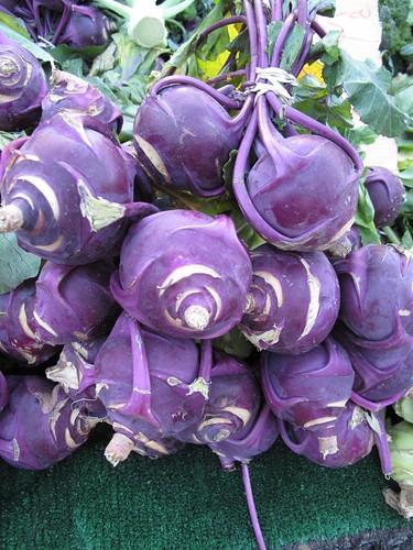 Purple Kohlrabi [47:365]