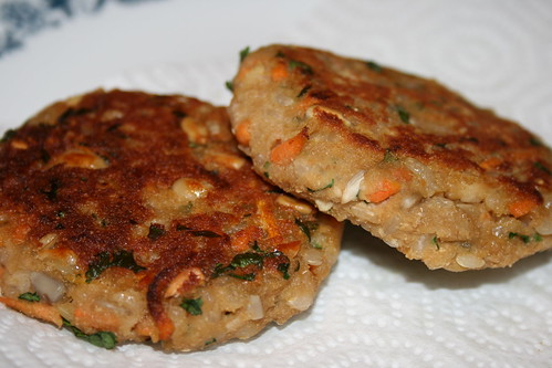 beans-and-rice croquettes