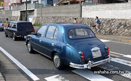 Mitsuoka Viewt 光岡自動車.ビュート