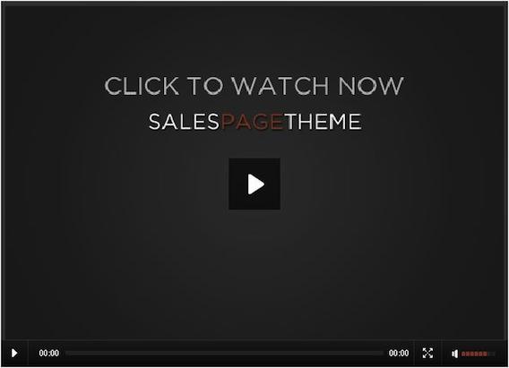 Sales Page Theme