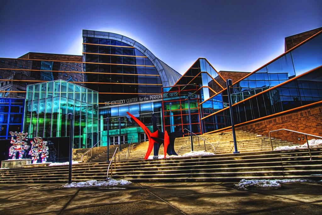 Kentuck Performing Arts Center.