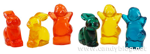 Au'some 3Dees Gummy Easter Shapes