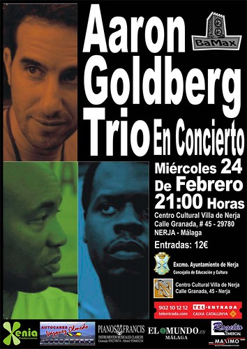 Aaron GoldbergTrio