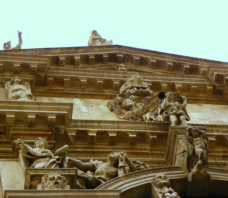 Venice - Chiesa di San Moisè