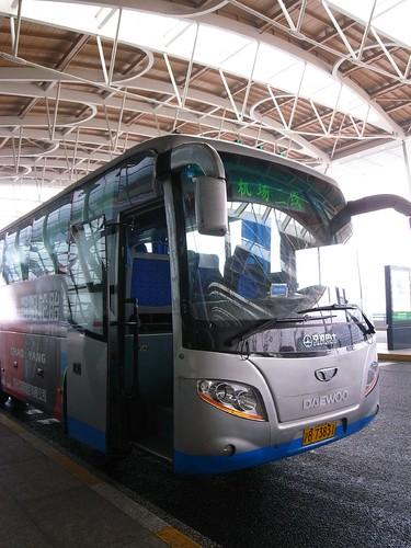 空港バス(机场二线)