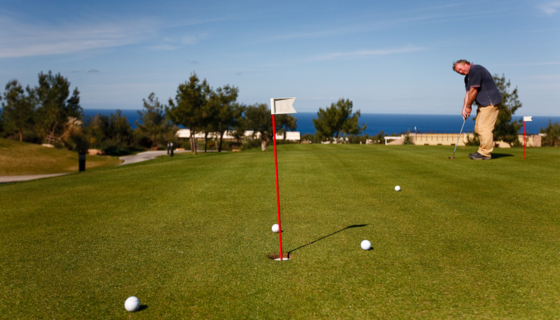Golf and country club Korineum