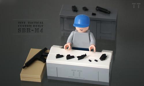 Tiny Tactical - Custom Built