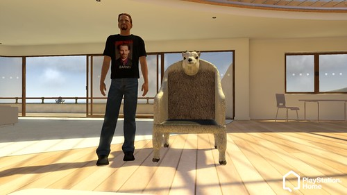 Home - The Tester Barmy Shirt - GoatChair