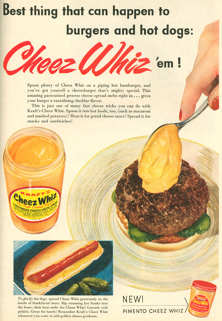 Cheese Whiz Good For Dogs