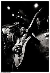 Baroness / John Baizley (Ronan THENADEY) Tags: bw white black paris rock metal sepia canon concert emotion noiretblanc guitar live singer sludge guitarist progressive baroness maroquinerie ronanthenadey johnbaizley 5dmarkii lastfm:event=1274168