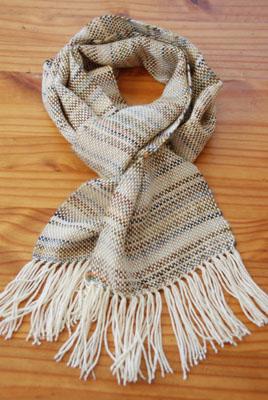 shimmering sand scarf