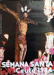 CARTEL SEMANA SANTA 1984