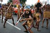 DSC02513 (Ploncito) Tags: santiago dominican republic disfraz dominicana carnaval niño república lechon caballeros santiagodeloscaballeros robalagallina vejiga