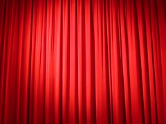 Red Curtains (matthewgrocott) Tags: curtains