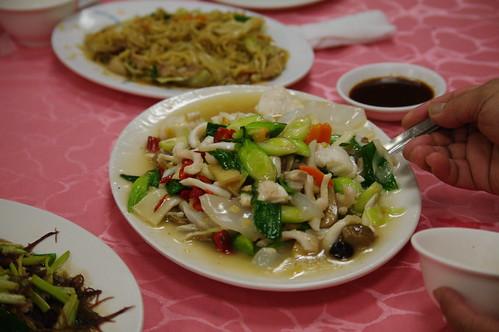 曼波魚料理