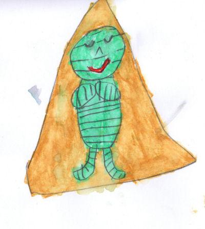 asana mummia