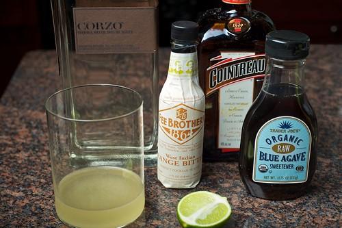 My Favorite Margarita, Close-up