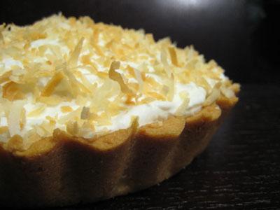 Good Eats 'n Sweet Treats: Toasted-Coconut Custard Tart (TWD)
