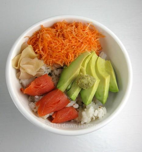 Deconstructed Sushi Bowl Recipes — Dishmaps