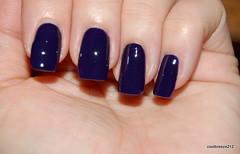 OPI Sapphire in the Snow (coolbreeze212) Tags: purple mani manicure nailpolish opi naturalnails