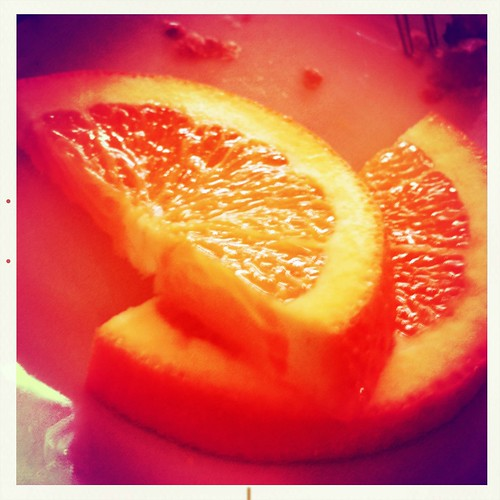 Orange Slices, Young And Spritely