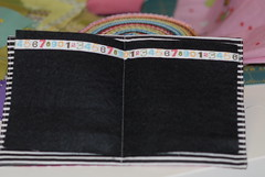 Inside of Needle Book