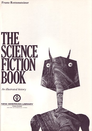 11 Title page of The Science Fiction Book