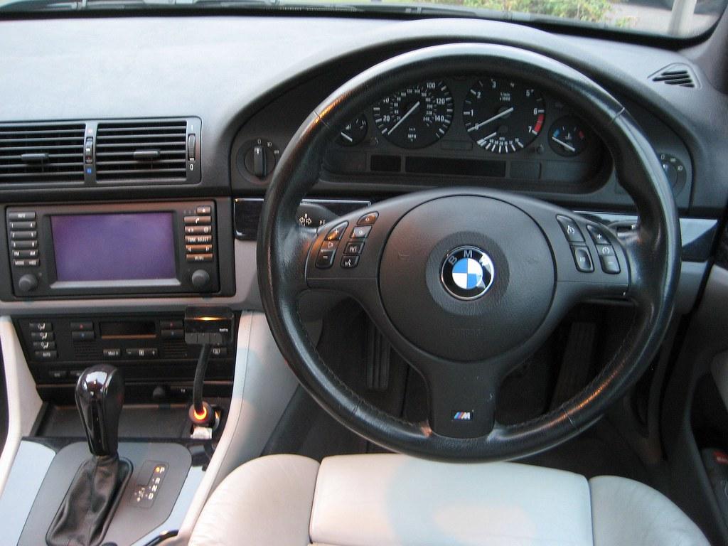 BMW E39 530i MSport Individual Aegean Blue Edition 2003  The