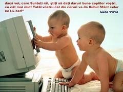 Luca 11-13 (Palosi Marton) Tags: kids childrens copii crestine versete biblice