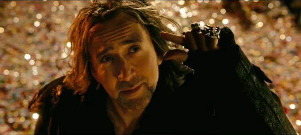 Nicholas Cage in The Sorcerer's Apprentice 2010 Film