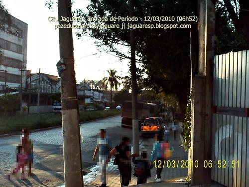 CEU Jaguaré - Entrada - 12/03/2010