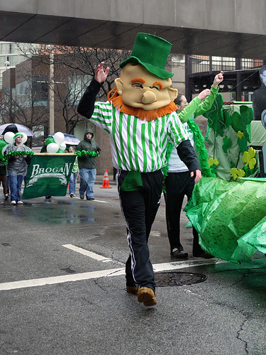 St. Patrick's Day Parade 2010