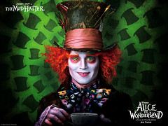 [Poster for Alice In wonderland]
