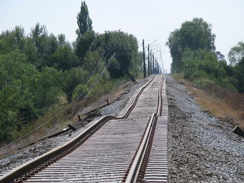 Linea ferroviaria en Parral IMG_3513