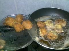 Trứng cút bọc thịt chiên giòn 3