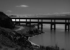 Make do (cah_1) Tags: longexposure sanfranciscobay richmondbridge ndfilter neutraldensity canoneos50d itscalifornia