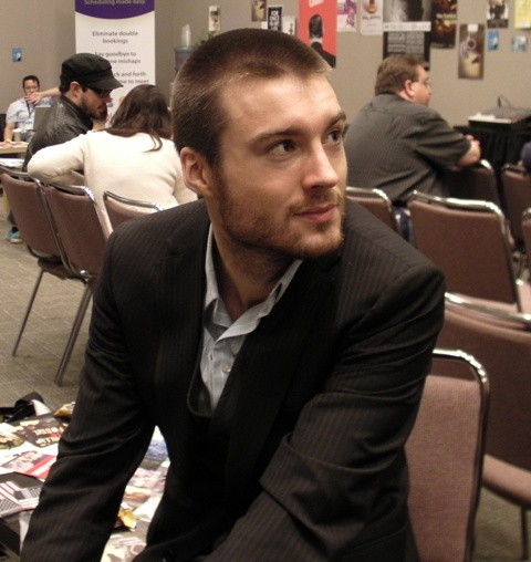 Mashable CEO Pete Cashmore at SXSW 2010