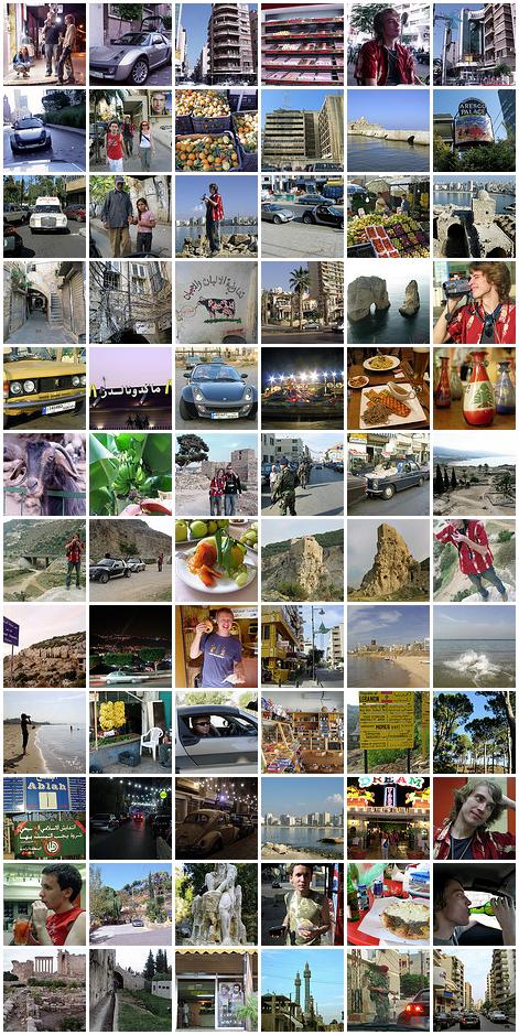 Lebanon thumbs