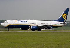 EI-CTA - 29936 - Ryanair - Boeing 737-8AS - Luton - 070516 - Steven Gray - CRW_0460
