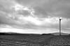 Wuthering Heights (GU-JO) Tags: outside wind wolken windrad regen windturbine draussen sturm blackwhitephotos extertal unschärfe